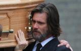 White funeral jim carrey