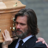 White funeral jim carrey