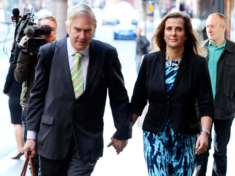 Michael Lawler and Kathy Jackson