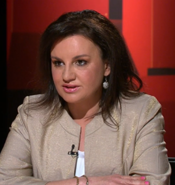 Tasmanian Independent Senator Jacqui Lambie said she won't tolerate the threats.