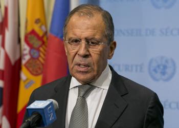 Sergei Lavrov russia