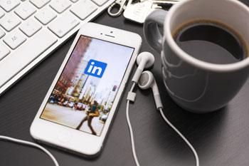 LinkedIn can be a jobseeker's best resource. Photo: Shutterstock