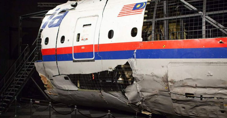 Malaysia Airline MH17
