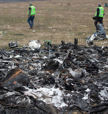 A total 38 Australians lost their lives when Flight MH17 went down in Ukraine.