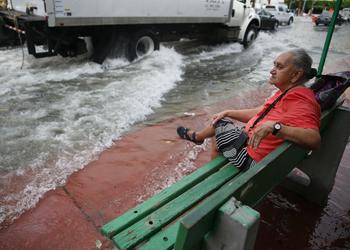 climate change flood sea level rise