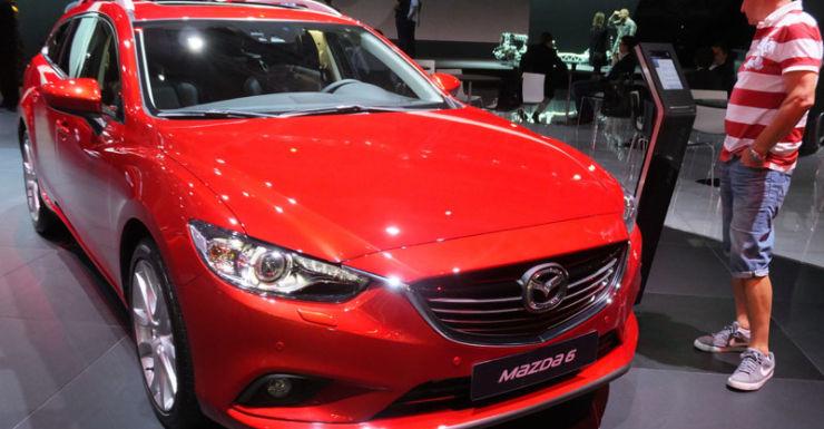 Mazda 6 - AAP