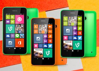 old microsoft lumia smartphones