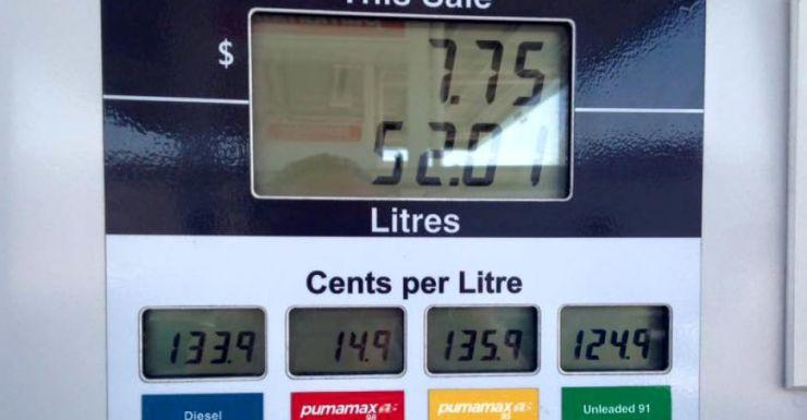 perth petrol