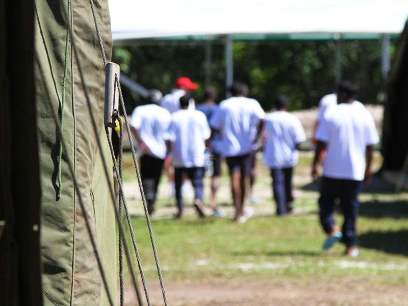 detention centre nauru