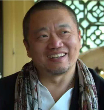 """Kuizhang """"Sam"""" Guo, a property developer and shopping mall king known for lavish parties at his floating mansion, is pushing for more foreign investment in Australia."""