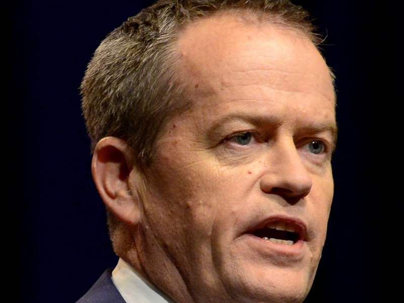 Shorten supports gay marriage