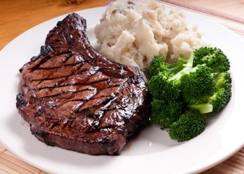 meat vegetables