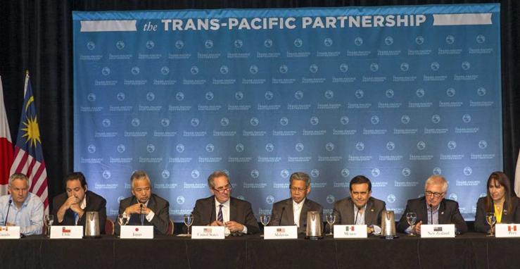 TPP negotiations
