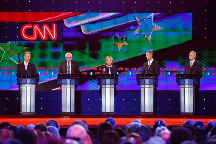 democratic party debate