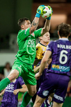 Vukovic has left for A-League giants Melbourne Victory. Photo: Getty