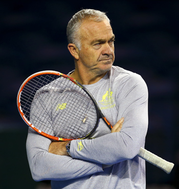 Masur indicated he would not reapply for the role after being appointed interim captain in February when Pat Rafter stood down.