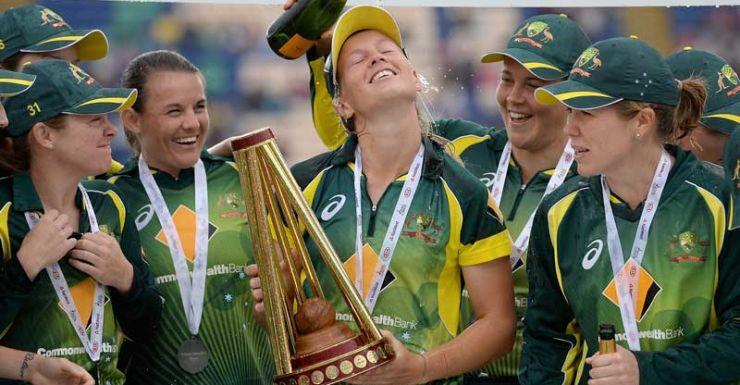 Women Australian Cricket team