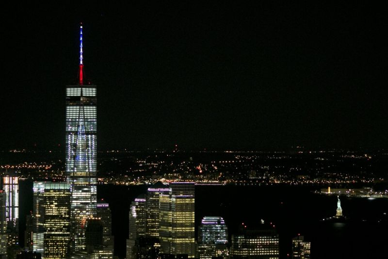 The One World Trade Center in New York. Photo: AAP