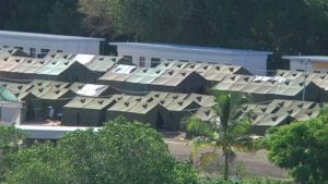 Nauru dtention centre
