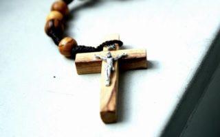 Crucifix catholic