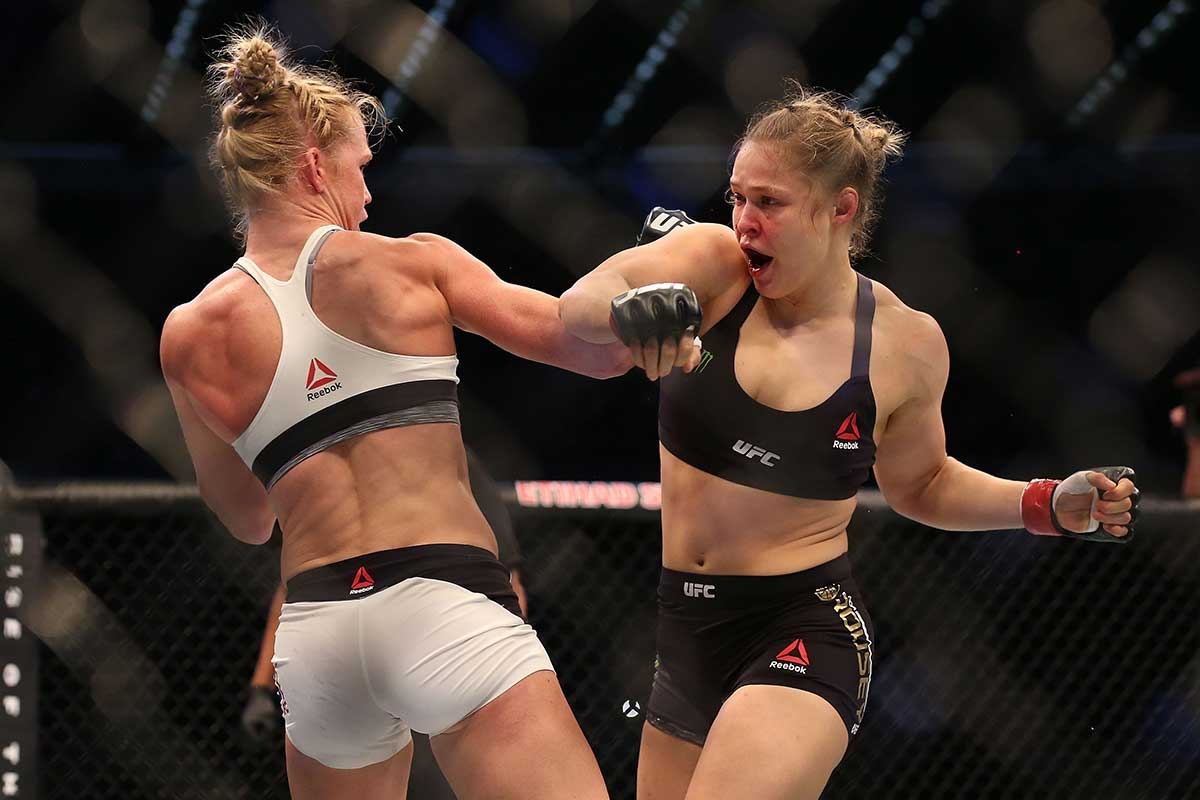 Holm-Rousey