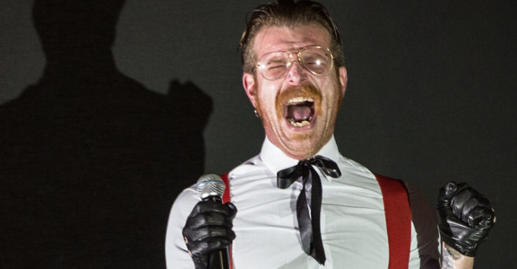 Jesse Hughes: in hot water of comments