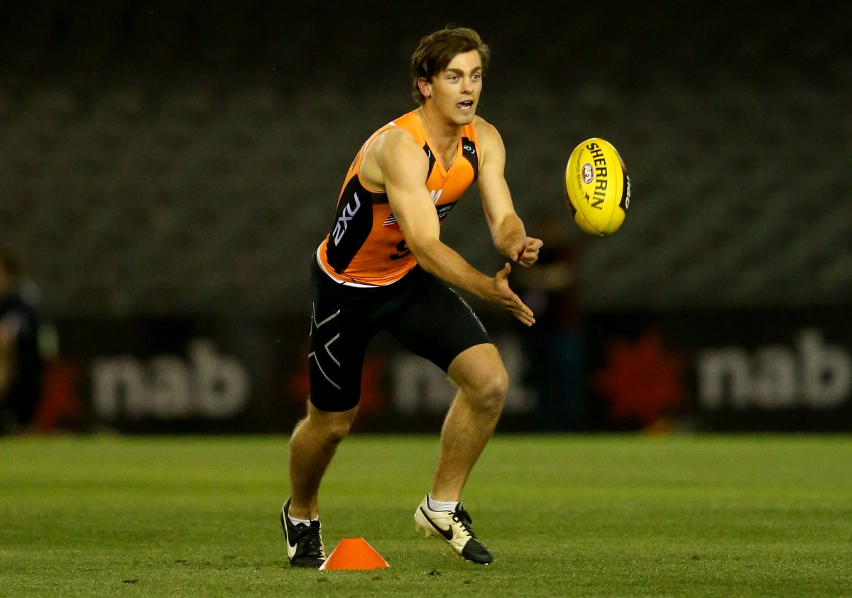 Luke Partington joins West Coast. Photo: Getty