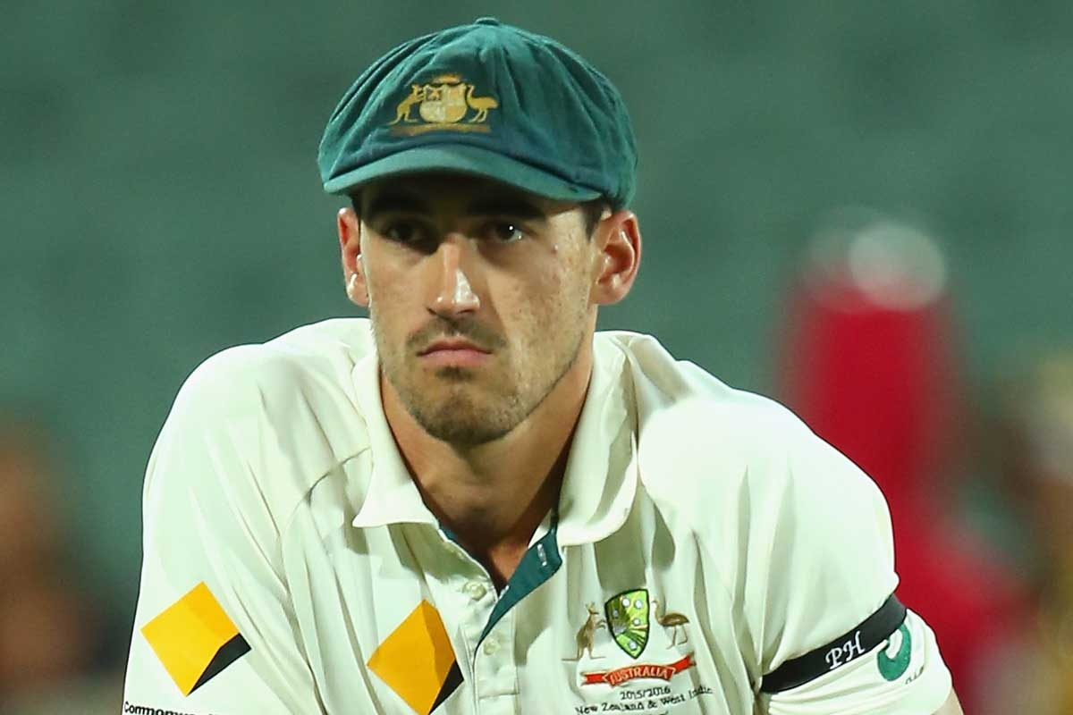 Mitch starc injured