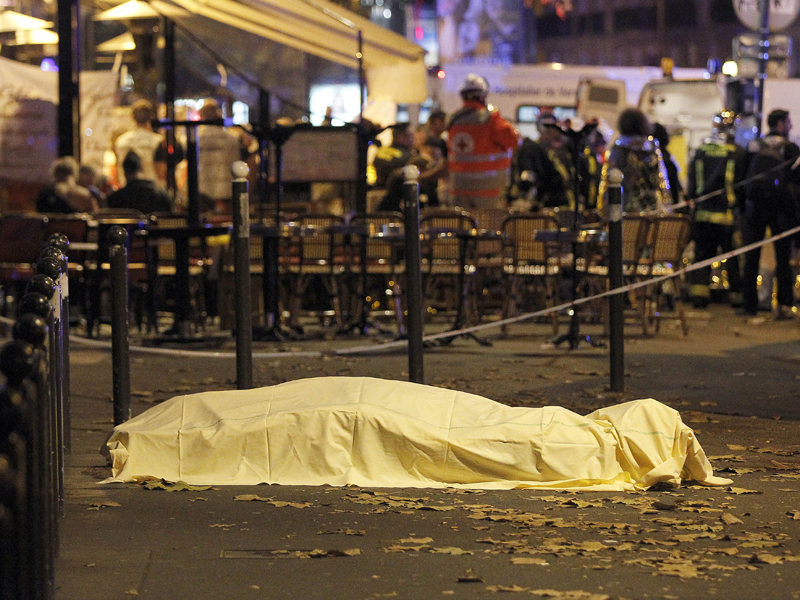 Dozens of people were killed at the Bataclan. Photo: Getty