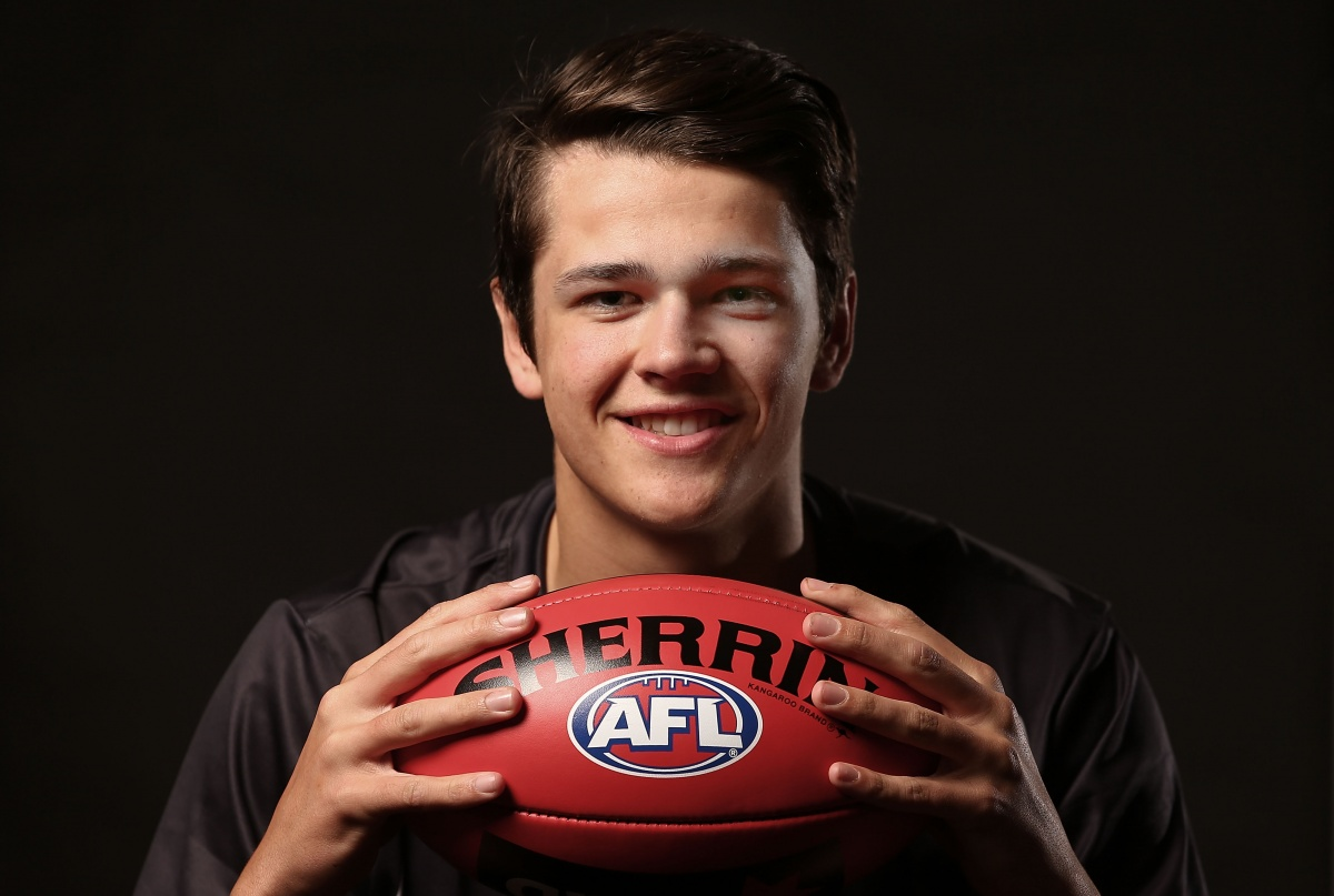 Ryan Burton is joining the Hawks' nest. Photo: Getty