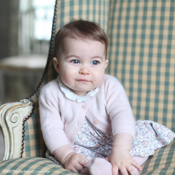 A more pensive snap of the princess. Photo: Instagram