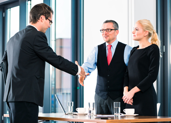 Just 25 out of 1000 applicants are welcomed into BDO. Photo: Shutterstock