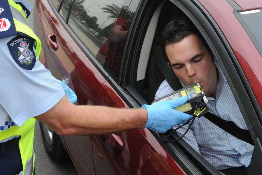 breath test investigation