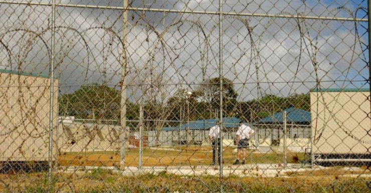 Tear gas used on Christmas Island   The New Daily