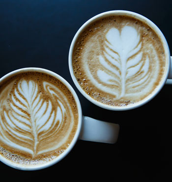 Two coffees are better than one, Monash University research shows.