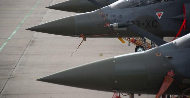 French warplanes