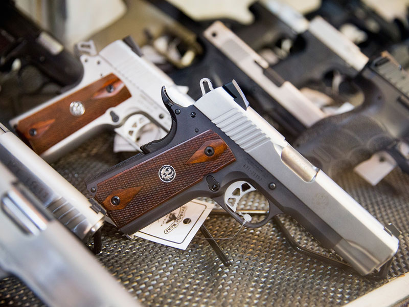 Six arrested over Melbourne gun shop heist