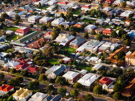 housing suburb