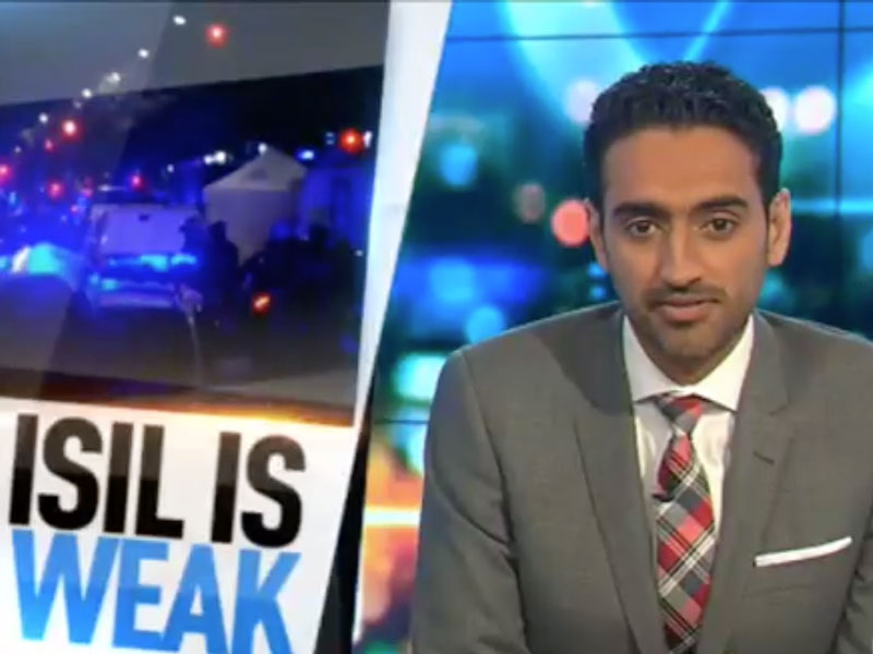 Waleed Aly The Project