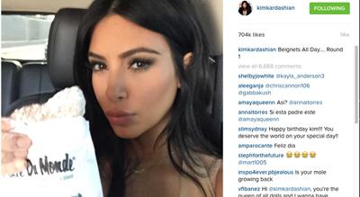 kim kardashian product