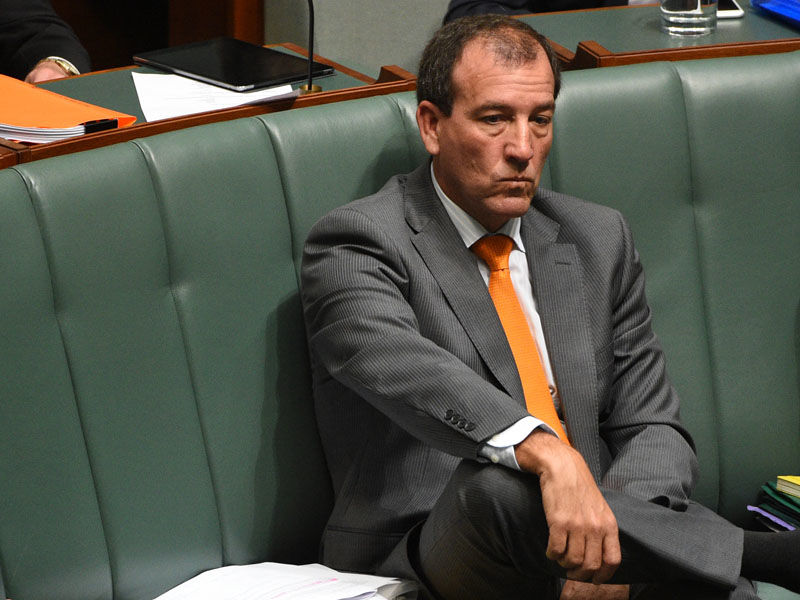 Developments with Mal Brough made the PM look foolish.