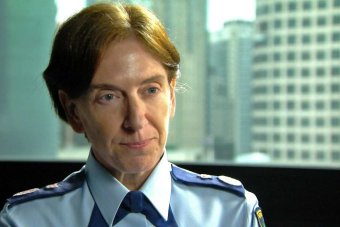 NSW Police Deputy Commissioner Catherine Burn