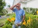 older man house retiree