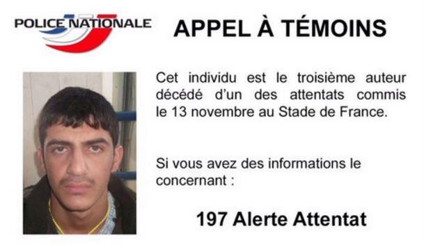 paris attacks suspects
