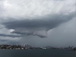 sydney cbd storm