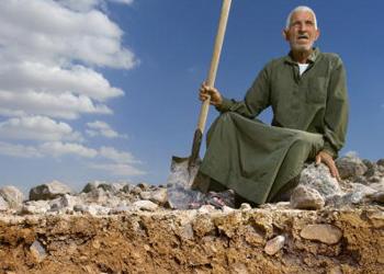 Syrian farmer