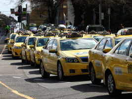 Public pressure is mounting for the taxi industry to innovate.