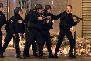 french police terror raids