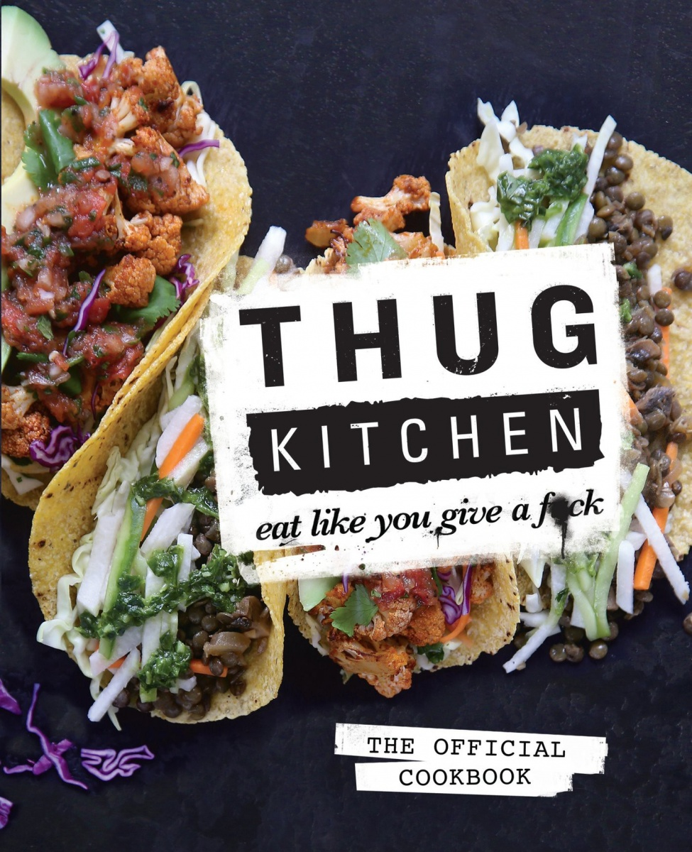 Thug Kitchen is now available at the Co-op Book Shop.