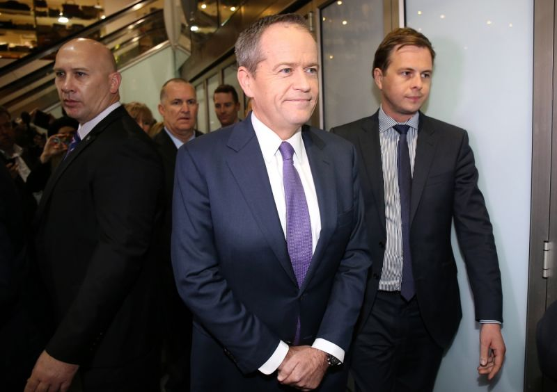 The opposition leader faced a royal commission earlier in the year. Photo: AAP